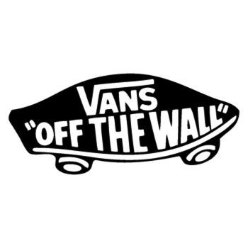 Sticker autocollant Vans off the wall logo   Vans stickers, Brand ...