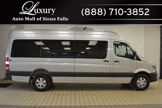 new 2015 mercedes benz sprinter for sale sioux falls sd