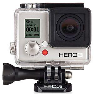 GoPro HERO3 White Edition Camera Manufacturer Refurbished