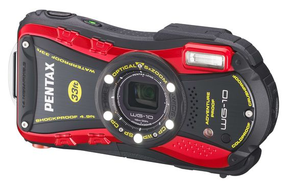 PENTAX for construction sites, also underwater :)