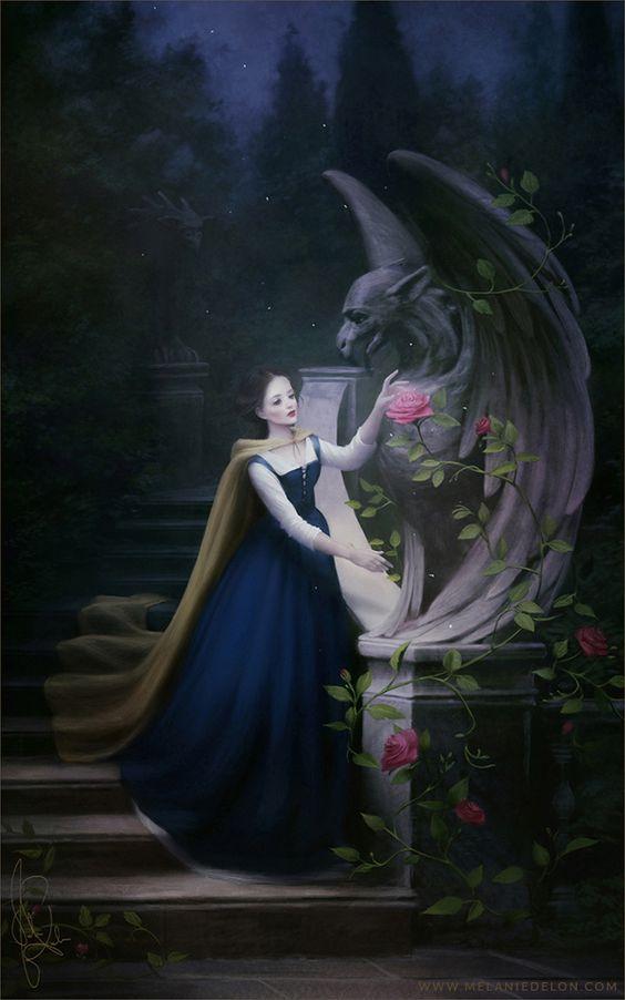 Belle by melaniedelon.deviantart.com on @DeviantArt: