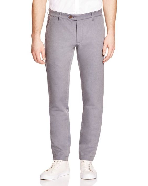 Ted Baker Sturchi Slim Fit Chinos - 100% Bloomingdale's Exclusive