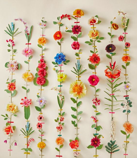 The Exquisite Book Of Paper Flowers | Sam Flax: