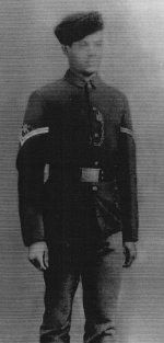 """William Othello Wilson, a native of Hagerstown, Maryland, was born on September 16, 1867. He enlisted in the United States Army on August 21, 1889. He earned the Medal of Honor on December 30, 1890 for """"gallantry in action voluntarily"""", for successfully carrying a message to the battalion commander at the Pine Ridge Indian Agency in South Dakota."""