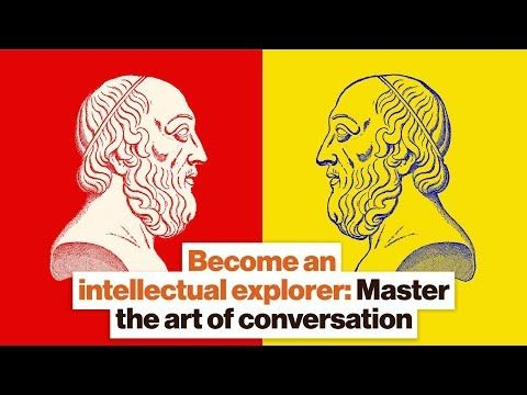 Become An Intellectual Explorer Master The Art Of Conversation Emily Chamlee Wright Youtube Conversation Classical Liberalism Critical Thinking