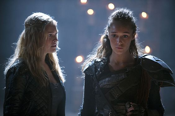 Pop Culture Fix: The Lexa Pledge Hopes To Change Queer TV From The Inside | Autostraddle
