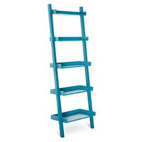 Lowry Leaning Bookcase - Teal : Target