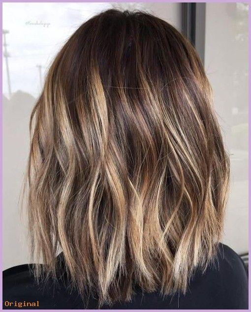 Kurze Frisuren 20 Fabelhaftes Braunes Haar Mit Blonden
