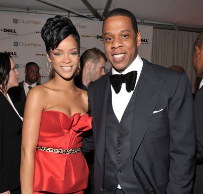 Jay-Z and Rihanna Confirmed as Part of the London 2012 Olympics Festival!