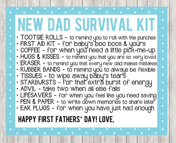 Dads Colors And Survival Kits On Pinterest