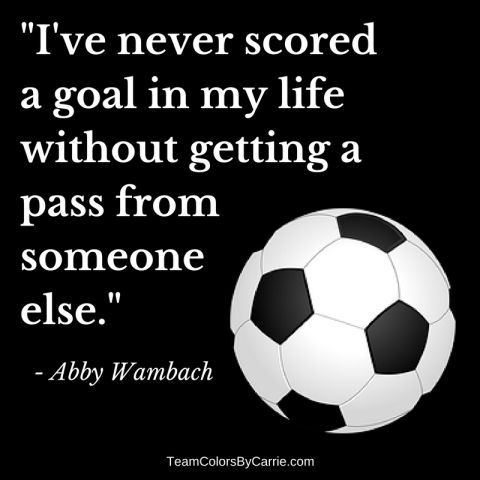 Soccer Team Quotes 25 Of The Greatest Soccer Quotes Ever Soccer Team Quotes In 2020 Inspirational Soccer Quotes Team Quotes Sport Quotes Motivational