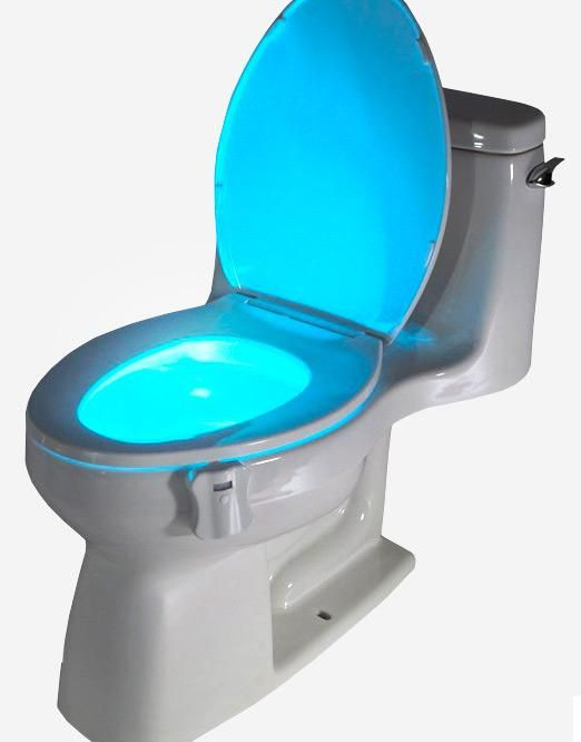 Led Toilet Night Lights Motion Activated Toilet Night Light Glowbowl Night Light Led Color Glowbowl