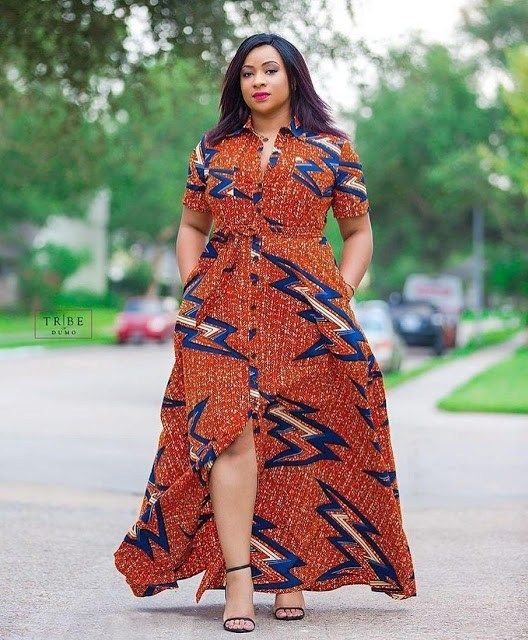 PICK YOUR FAVOURITE ANKARA STYLES AND SHOW IT TO YOUR TAILOR   AnkaraHub.com
