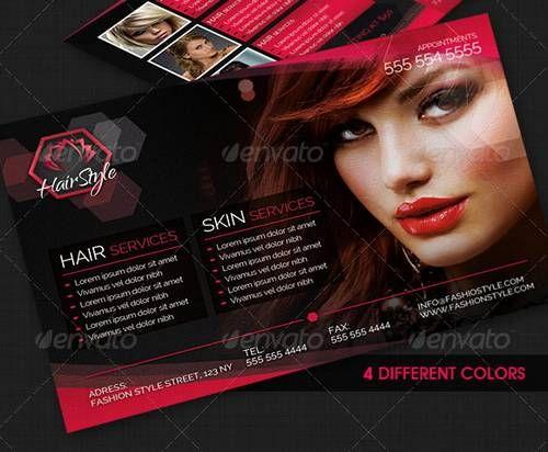 beautician flyers - Recherche Google Esthétique Pinterest - hair salon flyer template