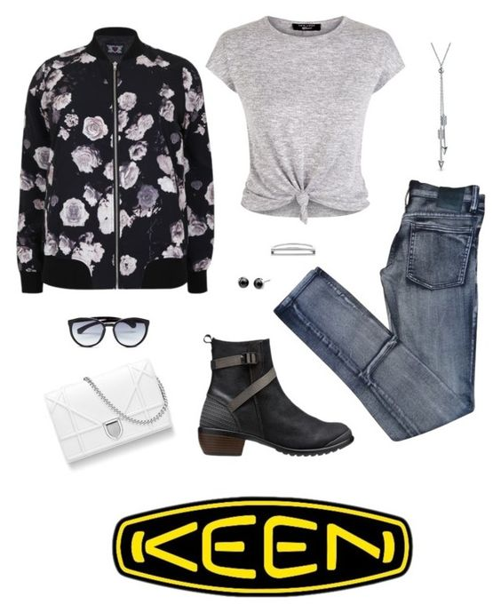 """""""So Fresh and So Keen: Contest Entry"""" by ice058 ❤ liked on Polyvore featuring Keen Footwear, Cheap Monday, New Look, Calvin Klein, MIANSAI, Bling Jewelry and keen"""