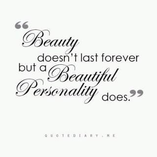 Beauty...: Sweet Quotes, Great Quotes, True Beauty, Beautiful Personality, Beautiful 33333, Quotes Sayings, Be Beautiful, Hair Quotes, Thoughtful Times
