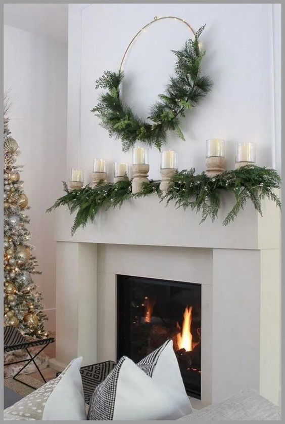 ❤30 the Best Mantel Accessories Ideas for Christmas Decoration #homeaccessories #accessoriesdecor #christmasaccessories #mantelchristmasdecor #christmasdecor #christmas | gaming.me