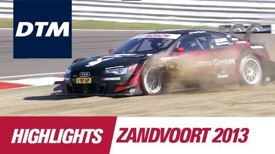 DTM Zandvoort 2013 - Highlights //Watch the highlights from the DTM weekend in Zandvoort from 2013.  Subscribe to our YouTube channel (http://bit.do/subscribeDTM) and follow us on our social media platforms:  Homepage: http://www.dtm.com Facebook: http://facebook.com/DTM Twitter: http://twitter.com/DTM Instagram: http://instagram.com/dtm_pics