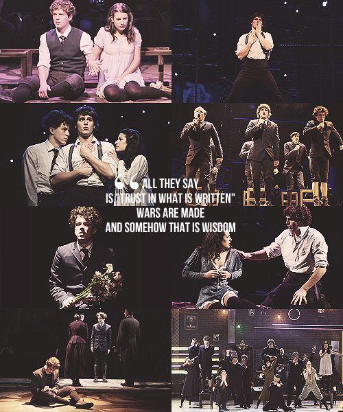 Spring Awakening, one of my all time favorite musicals.