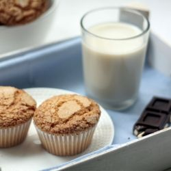 Easy Homemade Muffins (in Spanish with translator)