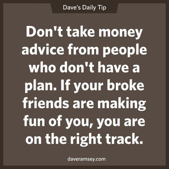 I Think This Applies To Anyone Whether They Are Broke Or