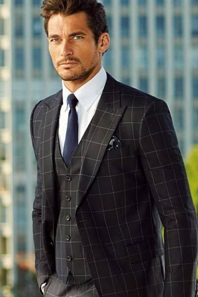 David Gandy for M&S 2014: