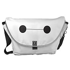 Big Hero 6 Baymax Messenger Bag: