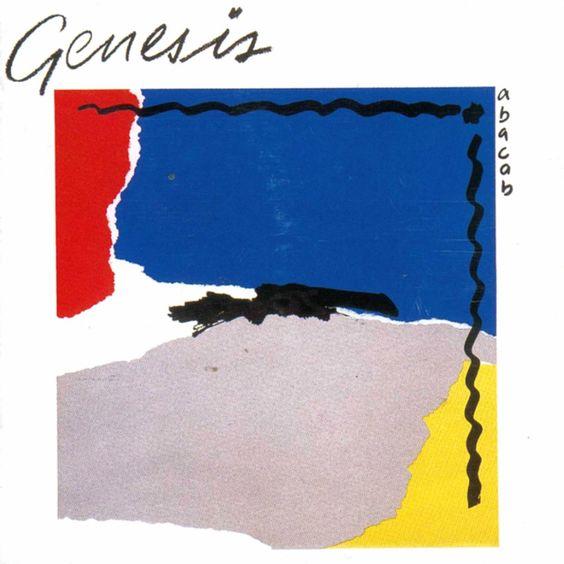 Genesis – Abacab (single cover art)