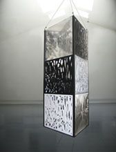 Babel Mobile FRACTAL Sculpture Jean Claude MEYNARD