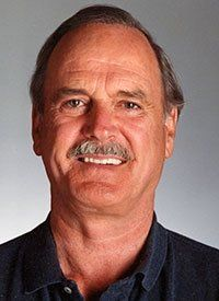 """John Cleese - """"For me, the great problem growing up in England was that I had a very narrow concept of what God can be, and it was damn close to an old man with a beard [...] God was treated like this powerful, erratic, rather punitive father who has to be pacified and praised. You know, flattered [...] I really did expect a golden haze to descend gently on my shoulders. Eventually, I switched out of disappointment to atheism."""""""