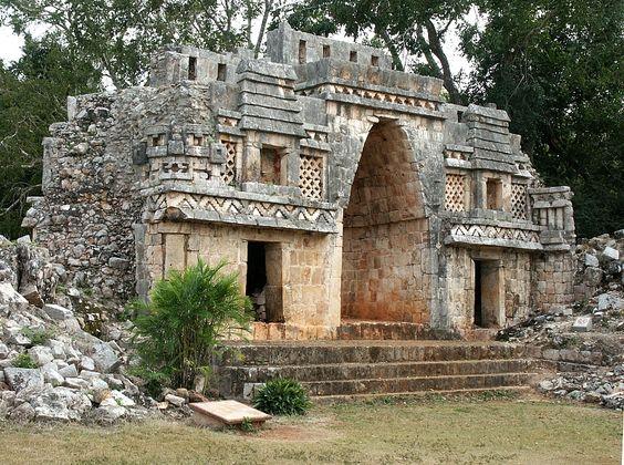 Labná, Yucatán, México