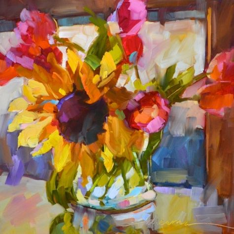 Magical Morning Sunshine -- Dreama Tolle Perry