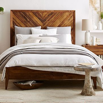 Alexa Bed: Bed Westelm, Kids Headoard, For Kids, Westelm Myname, Bed Frame, Westelm Diy, Beds Headboards, My Style