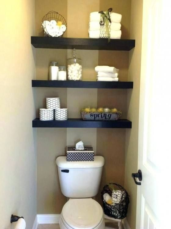Bathroom Ideas Above Toilet Bathroom Shelf Decor Shelves Above Toilet Shelves Over Toilet