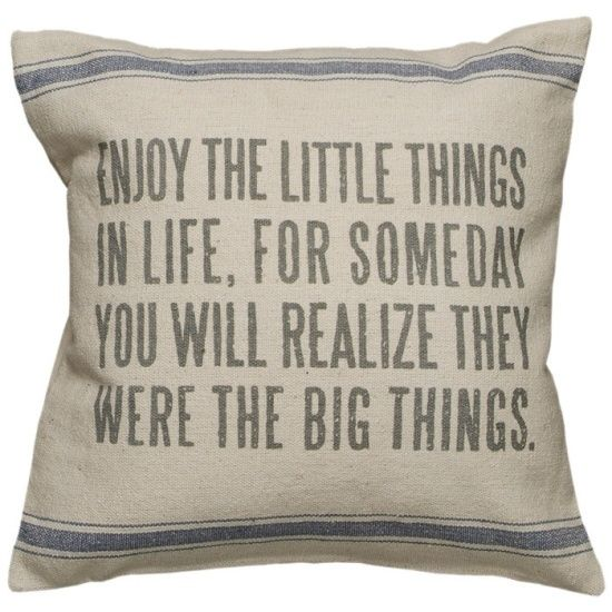 enjoy the journey pillow - Google Search