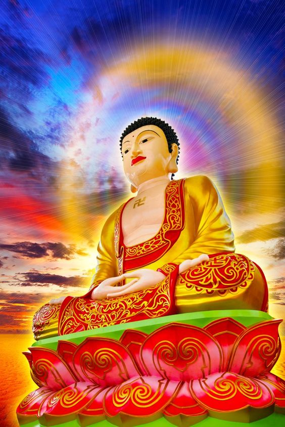 A Di Da Phat Quan The Am Guanyin Buddha 2209 by kwanyinbuddha