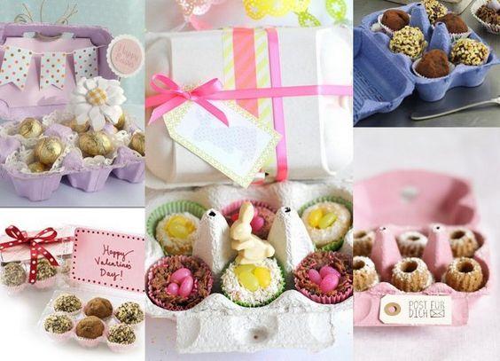 caixas ovos