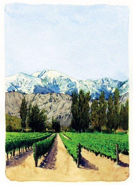 Argentina Travel Guide: Mendoza (Conde Nast)