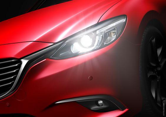 2015 Mazda 6  #Mazda6 #Mazda #2016MY #Serial #Los_Angeles_Auto_Show_2014 #Mazda_SkyActiv_G #Segment_D #Mazda_SkyActiv_D #Japanese_brands