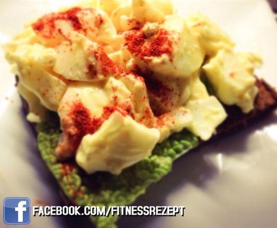 Paprika-Eier-Salat