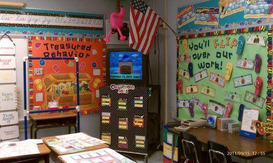 Bulletin Board Ideas (in a small small classroom) :)