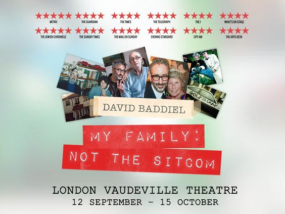 David Baddiel 'launches himself into the Louis CK league of no-holds-barred comedy' Metro