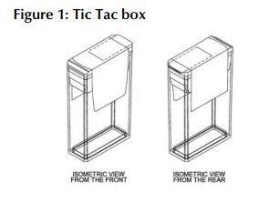 Publications - TicTac box rejected as a trademark: Ferrero S.p.A | List G…