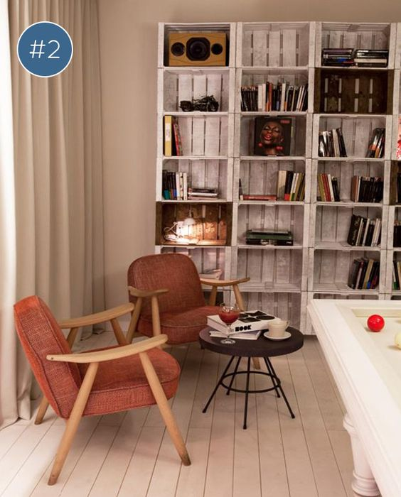 Meuble de rangement modulable meuble tag res vaisselier biblioth que s - Meuble rangement modulable ...