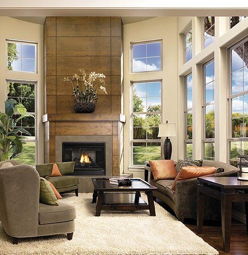 Milgard Tuscany Series Provided By Lake Washington Windows Window Vinyl Windows Windows And Doors