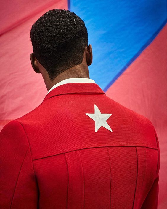 Форма от Кристиана Лубутена для олимпийской сборной Кубы