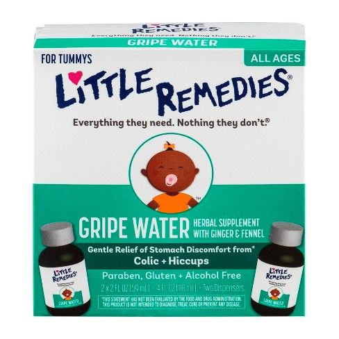 Keep Your Tot S Digestion On Track Naturally With The Little Remedies Little Tummys Gripe Water 2 Pk If Your Child Gripe Water Herbalism Organic Baby Formula