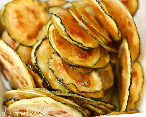 Zucchini Chips » Table for Two