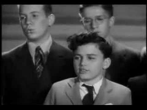 """Bing Crosby """"Swinging on a Star"""""""