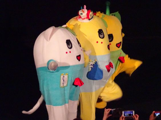 """港のようこ  ㊗️ふなっしー武道館 on Twitter: """"#ふなっしーBD2016  #ふなっしー生誕祭 ラインダンス〜♪ https://t.co/DckHOPFjvn"""""""